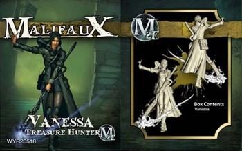 """Купите Vanessa, Treasure Hunter в интернет-магазине """"Лавка Орка"""". Доставка по РФ от 3 дней."""