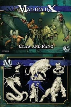 """Купите Claw and Fang Crew в интернет-магазине """"Лавка Орка"""". Доставка по РФ от 3 дней."""