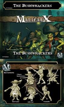 """Купите Mah Tucket Crew - The Bushwhackers в интернет-магазине """"Лавка Орка"""". Доставка по РФ от 3 дней."""
