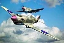 "САМОЛЕТ P-51K ""МУСТАНГ"" 23FG, ОЛДЕР, 1944 Г. (1:72)"