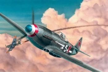 САМОЛЕТ ЯК-3 157 ИАП 1944 Г. (1:72)