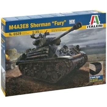"""ИГРУШКА ТАНК M4A3E8 SHERMAN """"FURY"""" (1:35)"""
