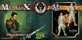 "Купите Lone Swordsman в интернет-магазине ""Лавка Орка"". Доставка по РФ от 3 дней."