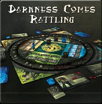 """Купите Darkness Comes Rattling в интернет-магазине """"Лавка Орка"""". Доставка по РФ от 3 дней."""