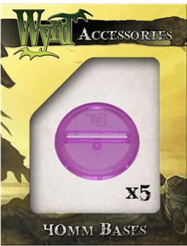"""Купите Purple 40mm в интернет-магазине """"Лавка Орка"""". Доставка по РФ от 3 дней."""