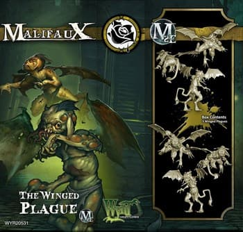 """Купите The Winged Plague в интернет-магазине """"Лавка Орка"""". Доставка по РФ от 3 дней."""