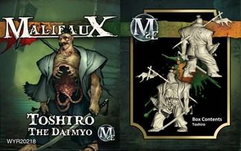 "Купите Toshiro The Daimyo в интернет-магазине ""Лавка Орка"". Доставка по РФ от 3 дней."