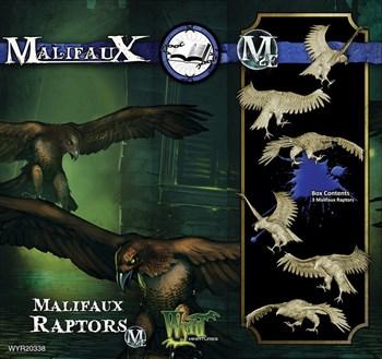 """Купите Malifaux Raptors в интернет-магазине """"Лавка Орка"""". Доставка по РФ от 3 дней."""