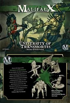 "Купите The University of Transmortis в интернет-магазине ""Лавка Орка"". Доставка по РФ от 3 дней."