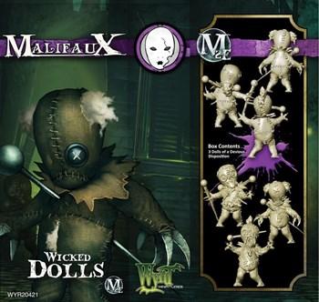 """Купите Wicked Dolls в интернет-магазине """"Лавка Орка"""". Доставка по РФ от 3 дней."""