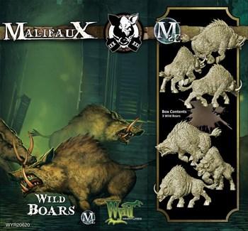 """Купите Wild Boars в интернет-магазине """"Лавка Орка"""". Доставка по РФ от 3 дней."""