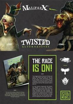 """Купите Twisted Alternatives: Tortoise and the Hare Encounter Box в интернет-магазине """"Лавка Орка"""". Доставка по РФ от 3 дней."""