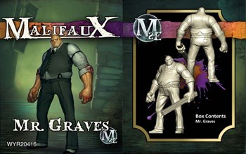 Купите Mr. Graves в интернет-магазине «Лавка Орка». Доставка по РФ от 3 дней.