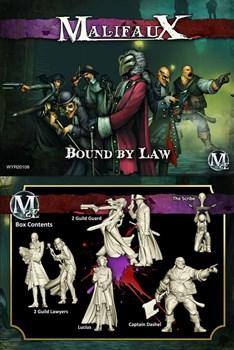 "Купите Bound by Law Crew - Lucius box в интернет-магазине ""Лавка Орка"". Доставка по РФ от 3 дней."