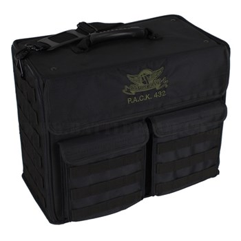 P.A.C.K 432 MOLLE PLUCK FOAM LOAD OUT (BLACK)