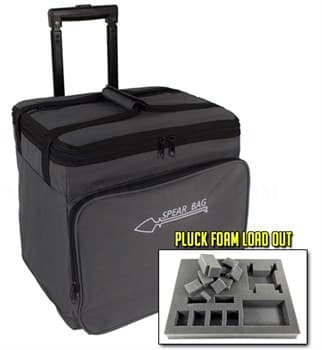 BF SPEAR BAG PLUCK FOAM LOAD OUT