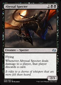 Abyssal Specter FOIL Англ.