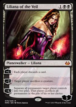 Liliana of the Veil Англ.