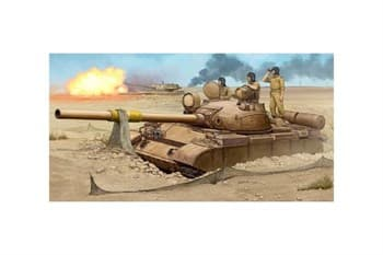 ТАНК T-62 MOD.1962 (IRAQI REGULAR ARMY) (1:35)