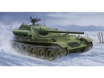 САУ SOVIET SPG SU-101 (1:35)