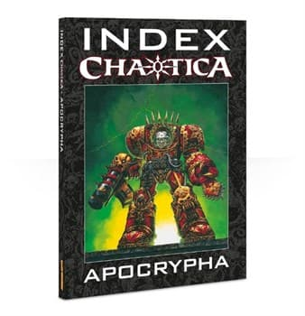 "Книга ""Каталог Хаоса: Апокриф (англ.)(INDEX CHAOTICA: APOCRYPHA)"""