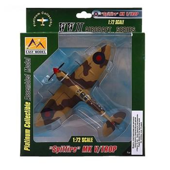 Купите Самолёт  Spitfire Mk.VC/trop RAF (1:72) в интернет-магазине «Лавка Орка». Доставка по РФ от 3 дней.
