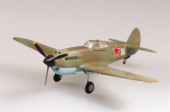 "Купите Самолет  ""Томагавк"" IIb 154-й ИАП авиации ВМФ, 1942 г. (1:72) в интернет-магазине «Лавка Орка». Доставка по РФ от 3 дней."