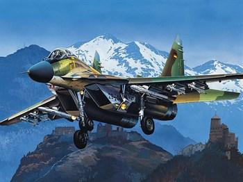 Купите Самолёт  МиГ-29А (1:48) в интернет-магазине «Лавка Орка». Доставка по РФ от 3 дней.