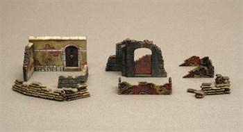 Купите Аксессуары руины здания (1:72) в интернет-магазине «Лавка Орка». Доставка по РФ от 3 дней.
