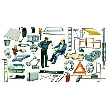Купите Диорамы Дополнения для грузовиков (1:24) в интернет-магазине «Лавка Орка». Доставка по РФ от 3 дней.