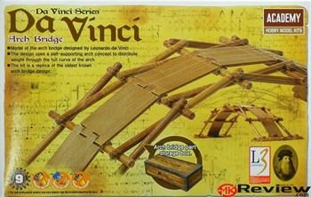 Купите Арочный мост Леонардо да Винчи в интернет-магазине «Лавка Орка». Доставка по РФ от 3 дней.