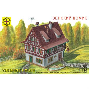 Купите Венский домик (1:120) в интернет-магазине «Лавка Орка». Доставка по РФ от 3 дней.