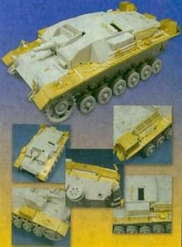 Купите Штурмгешутц III Ausf.A/B/С/D для DML в интернет-магазине «Лавка Орка». Доставка по РФ от 3 дней.
