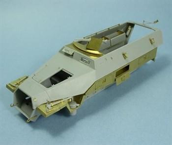 Купите Бронетранспортер  Sd.Kfz.251 Ausf.D (для DML) в интернет-магазине «Лавка Орка». Доставка по РФ от 3 дней.