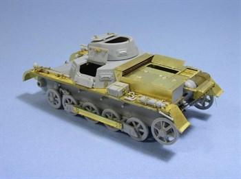 Купите Немецкий танк Pz.Ausf. I B  (для DML 6186) в интернет-магазине «Лавка Орка». Доставка по РФ от 3 дней.