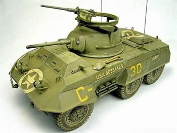 Купите Американский бронеавтомобиль М8 (для Tamiya) в интернет-магазине «Лавка Орка». Доставка по РФ от 3 дней.