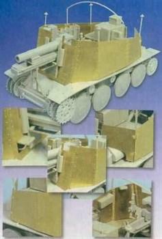 Купите Гриль Ausf.II Sd.Kfz.138/1 (для DML 9004) в интернет-магазине «Лавка Орка». Доставка по РФ от 3 дней.