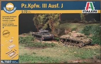 Купите Танк Pz.Kpfw.III Ausf.J  (1/72) в интернет-магазине «Лавка Орка». Доставка по РФ от 3 дней.