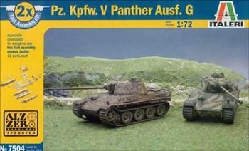 Купите Танк Pz.Kpfw. V Panther G  (1:72) в интернет-магазине «Лавка Орка». Доставка по РФ от 3 дней.