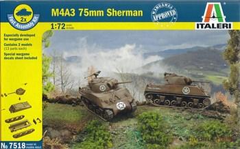 Купите Танк M4A3 75mm Sherman (1:72) в интернет-магазине «Лавка Орка». Доставка по РФ от 3 дней.