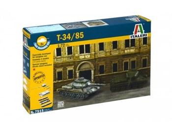 Купите Танк  T-34/85 (2 быстросборные модели) (1:72) в интернет-магазине «Лавка Орка». Доставка по РФ от 3 дней.