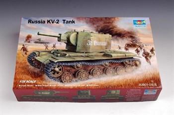 Купите Танк  Russian KV-2 Tank (1:35) в интернет-магазине «Лавка Орка». Доставка по РФ от 3 дней.