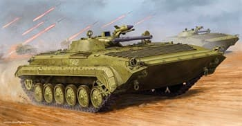 Купите Боевая машина пехоты БМП-1 (1:35) в интернет-магазине «Лавка Орка». Доставка по РФ от 3 дней.