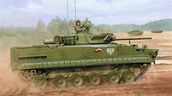 Купите Боевая машина пехоты БМП-3 (1:35) в интернет-магазине «Лавка Орка». Доставка по РФ от 3 дней.