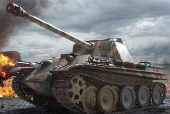 Купите Танк Pz.Kpfw. V Panther G late (1:35) в интернет-магазине «Лавка Орка». Доставка по РФ от 3 дней.
