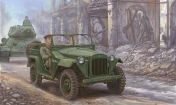 Купите Автомобиль  ГАЗ-67Б (1:35) в интернет-магазине «Лавка Орка». Доставка по РФ от 3 дней.
