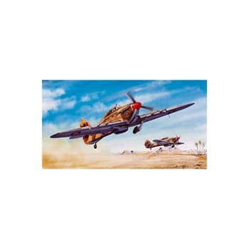 """Купите Самолет  """"Харрикейн"""" Mk IIC/Trop (1:24) в интернет-магазине «Лавка Орка». Доставка по РФ от 3 дней."""