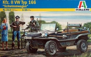 "Купите Автомобиль  Kfz. 69 ""Швиммваген"" (1:35) в интернет-магазине «Лавка Орка». Доставка по РФ от 3 дней."