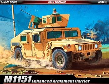 пите Автомобиль  M1151 Хаммер (1:35) в интернет-магазине «Лавка Орка». Доставка по РФ от 3 дней.