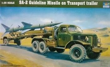 Купите Автомобиль Т3М с зенитной ракетой (1:35) в интернет-магазине «Лавка Орка». Доставка по РФ от 3 дней.